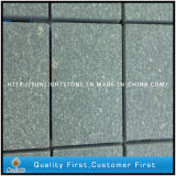 Cheap Flamed Bluestone Green/Blue Granites for Paving Stone