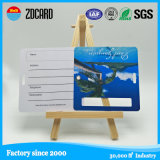 Soft PVC Traveling Assistant Wholesale Luggage Card