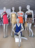 Hot Sale Female Mannequin for Store Dress
