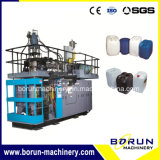 PE / PP / HDPE / LDPE Plastic Bottle Blow Molding Machine Extrusion Blowing Moulding Machine