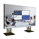 "Factory Outlets 55"" 3.5mm 2X2 Multi Panel TV Wall Indoor Great Wall Monitor Vertical Open Source Video Wall Software for Mall"