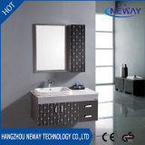 Waterproof Knock Down Bathroom Vanity Cabinet