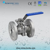 Stainless Steel Threaded 2PC Ball Valve