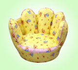 Five Finger PU Leather Baby Furniture (SXBB-319)