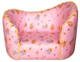 Cute Pink Children Sofa Furniture for Modern Babies (SXBB-36-01)