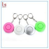 Wholesale Logo Custom OEM Keychain Safe Personal Safety Alarm Torch