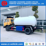 Dongfeng 8m3 - 10cbm LPG Gas Tank Truck, LPG Gas Filling Truck LPG Tank Truck for Sale