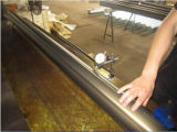 Hard Anodized Aluminum aluminium Roller/Rolls for Plastic Film Machinery