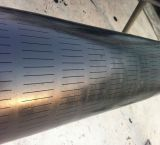 Stainless Steel 304 Slotted Pipe/Slot Liner Pipe