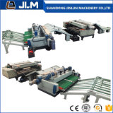 Automatic 4 Feet Plywood Core Veneer Production Line