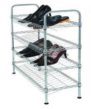 Japanese Quality DIY Metal Shoe Cabinet /Shoe Holder Rack