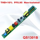 18-25W Thd<10% PF0.95 Non-Isolated LED Lamp Power Supply QS1301b
