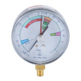 Vacuum Gauge Freeze Dried Product