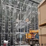 Stable Warehouse Mezzanine Floor Pallet Storage Racks for Display