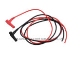 Catiii Digital Multimeter Test Leads Cable with Angle Banana