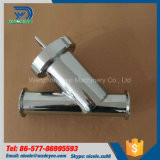 Stainless Steel Sanitary Tri Clamp Y-Type Filter (DY-F019)