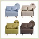 High Quality Metal Soft Casual Home Lounger Sofa Bed