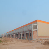 Pre-Made Quick Install Cheap Prefab Steel Structure for Workshop