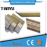 34 Degree Clipped Head Paper Strip Nails