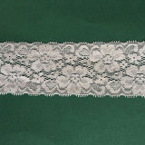 Trimming Lace Fabric Stretch Lace Elastic Trim