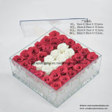 Acrylic Christmas Gift Box Designer Flower Box with Buy Bulk Wholesale Price for Christmas