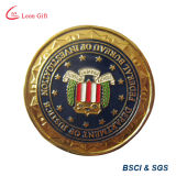 Wholesale Custom Police Department Justice Coins for Souvenir