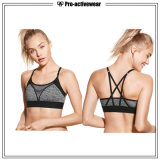 2017 Best Quality Fashionable Wholesale Pushing up Sports Bra