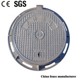 Heavy Duty High Strength Round Ductile Iron Manhole Cover for Road Construction