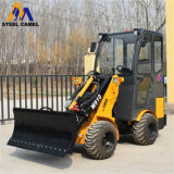 Cow Horse Farm Machinery Compact Telescopic Loader to Clean The Stalls
