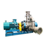 60kpa-100kpa Hot Sell Electric High Pressure Industrial Air Roots Blower for Sewage Treatment
