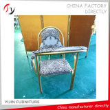 Wholesale Modern Golden Steel Painting High Quality Temple Furniture Muslim Chair (MC-2)