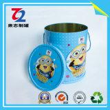 Custom Round Tin Can, Tin Box, Food Tin, Metal Tin