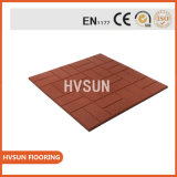 Eco Safety Connect Playground Pin Rubber Tile