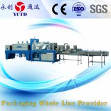 Automatic PE Film Shrink Wrapping Packing Machine For Bottle Water