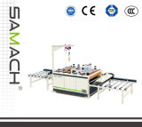 Cheap Woodworking Machinery Paper Sticking Production Line