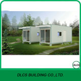 Economic Modular Prefab House and Tent for Camping to Refugees and Poor People