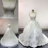 China Wholesale Bridal Dress Wedding Gown Z11125