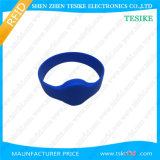Custom Logo Printing 125kHz NFC Silicone Cheap RFID Wristbands Wristband