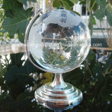 Globe Crystal Glass Ball Crafts