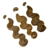 Brown Color 100% Remy Hair Brazilian Virgin Human Hair Weft