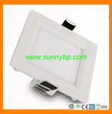 220V 9W Square LED Downlight