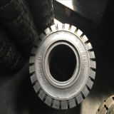 Top Quality 6.50-10 Solid Tyres with Rims & Holes