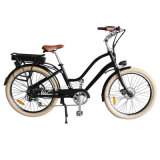 "26"" Lithium Battery City Electric Bicycle with Disk Brake (TDE-036S)"