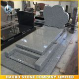 G614 Gray Granite Cheap Polished Granite Tombstone Slab