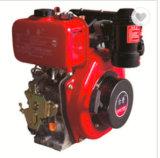 Low Fuel Consumption 4-Stroke 5HP Cheap Diesel Engine