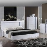 Hot Sale Complete Bedroom Set Modern High Gloss Home Furniture Storage Bedroom Bed