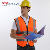 Customised Cheap Safety Reflective with High Visibility Garment/Clothing/Vest