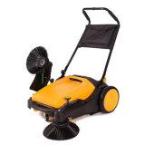Manual Floor Sweeper Machine Industrial Hand Push Floor Street Vacuum Road Sweeper