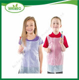 Disposable Waterproof and Oilproof PE LDPE HDPE Apron for Kitchen Use