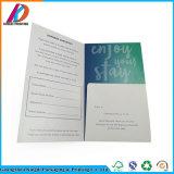 Custom Printing A4 Paper File Folder with Pocket